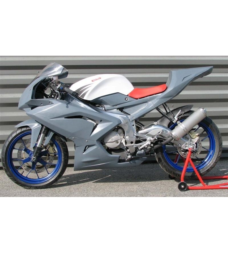 Carénage en 2 parties Aprilia 125 RS 2006-2010