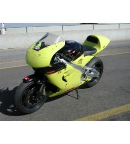 Carénage en 8 parties RSV 1000 1998-2000 monté moto 2