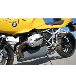 Sabot moteur BMW R1200 S vue gauche