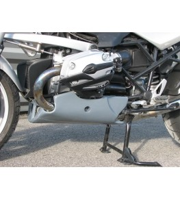Sabot moteur BMW R1200 R vue gauche