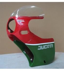 Carénage en 2 parties Ducati Mike Hailwood Réplica