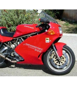 Carénage en 3 parties Ducati Supersport 600/750/900 SS montage 3