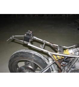 Réservoir polyester Ducati 900 SS Café Racer modification 3