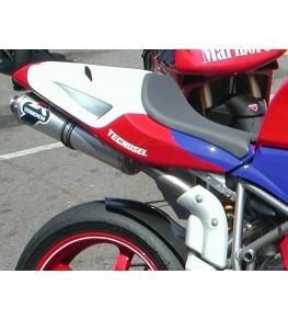 Coque arrière / selle monoplace Ducati 748 916 996 selle origine