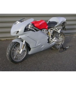Carénage en 2 parties Ducati 749 et 999