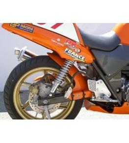 Garde boue arrière Honda CB 500 monté