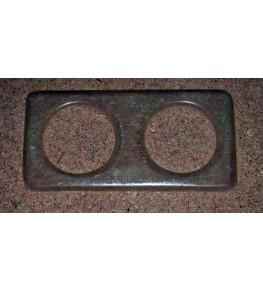 Carénage en 3 parties double optiques 600 CBR 1988 1990 platine