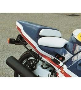 Coque/selle arrière mono bi-place Honda 600 CBR 1988 1990 montage 1