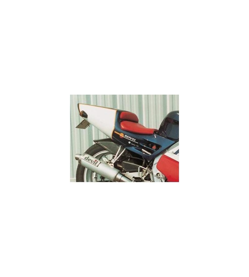 Coque/selle arrière mono bi-place Honda 600 CBR 1988 1990