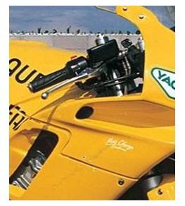 Tête de fourche Honda 600 CBR 91-94 sans bosselage