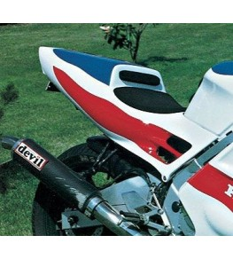 Coque arrière monoplace Honda 600 CBR 91 montage 1 peinte