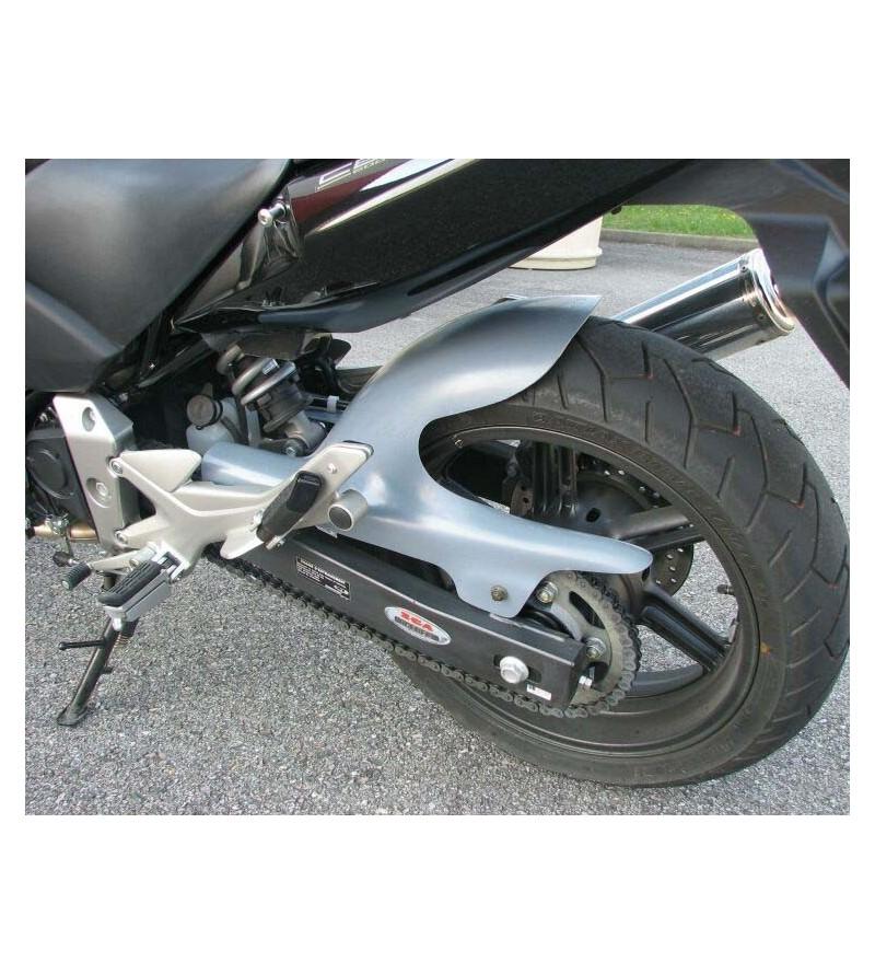 Garde boue arrière Honda CBF 600 04-07 avec carter de chaîne