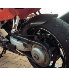 Garde boue arrière Honda 750 VFR 90-93 monté et peint