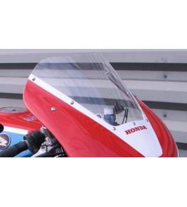 Bulle racing incolore pour Carénage 4060 RCV VFR montée