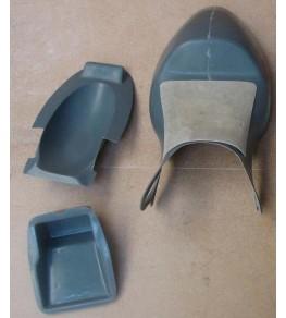 Coque arrière monoplace NSR Réplica CBR 900 RR 92-99