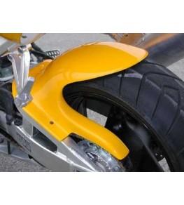 Garde boue arrière CBR 929 RR 00-01 monté et peint