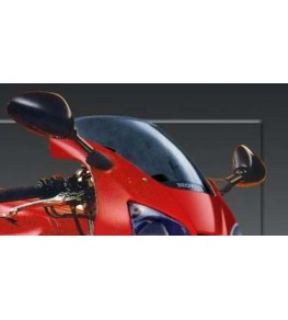 Bulle racing incolore pour Carénage 5998 Look SP1
