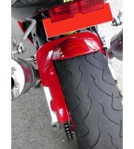 Garde boue arrière VTR SP1 et SP2 vue de l'arrière