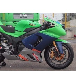 Carénage en 2 parties ZX6R 05-06