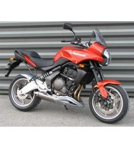 Sabot moteur Versys 650 07-09 vue sur moto complète