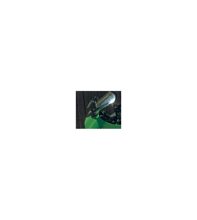 Bulle incolore pour la tête de fourche 475 750 / 900 Ninja