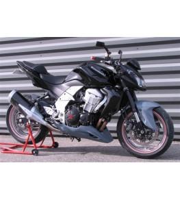 Sabot moteur Z 750 07-12 vue sur moto complète