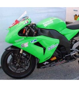 Carénage en 2 parties ZX10R 06-07