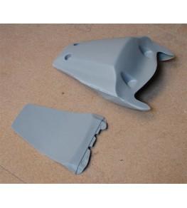 Coque arrière monoplace assise ouverte ZX10R 11-15