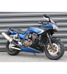 Sabot moteur ZRX 1100 et 1200 vue sur moto complète