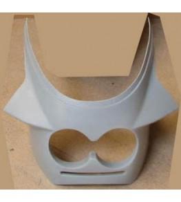 Tête de fourche 500 Gamma modifié en double optiques
