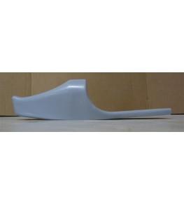 Selle / Coque monoplace arrière 500 GP vue de profil