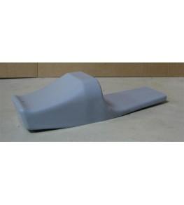 Selle / Coque monoplace arrière 500 GP