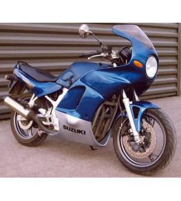 Carénage en 3 parties 500 GSE montage feu rond d'origine moto complète
