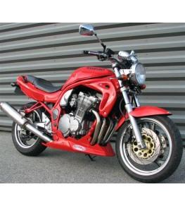 Sabot moteur Evo 4 Bandit 600 et 1200 sur moto complète