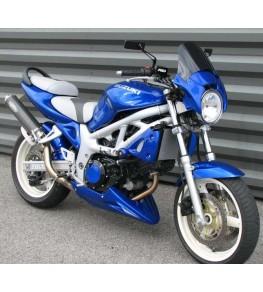 Saute vent SV 650 N 99-02 vue sur moto complète