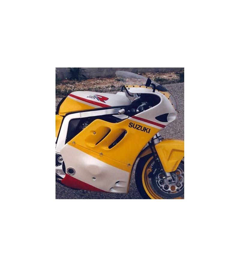 Carénage en 2 parties 750 GSXR 88-89 Endurance 88 profil droit