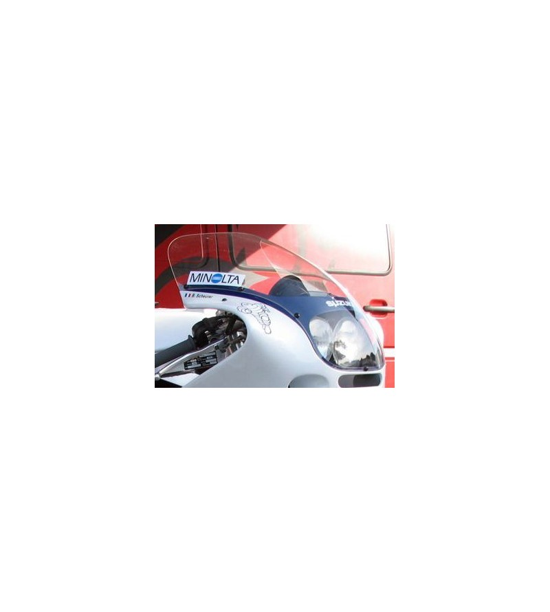 Bulle incolore pour le carénage 442 GSXR 750 88-89 Endurance Réplica 88