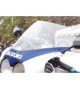 Bulle incolore pour le carénage 505 GSXR 750 1990