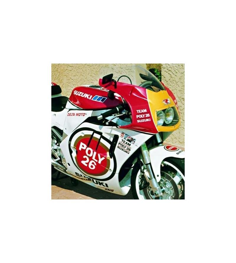 Carénage en 2 parties 750 GSXR 90 Endurance 90