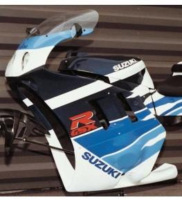 Carénage en 2 parties 750 GSXR 1991 double optiques
