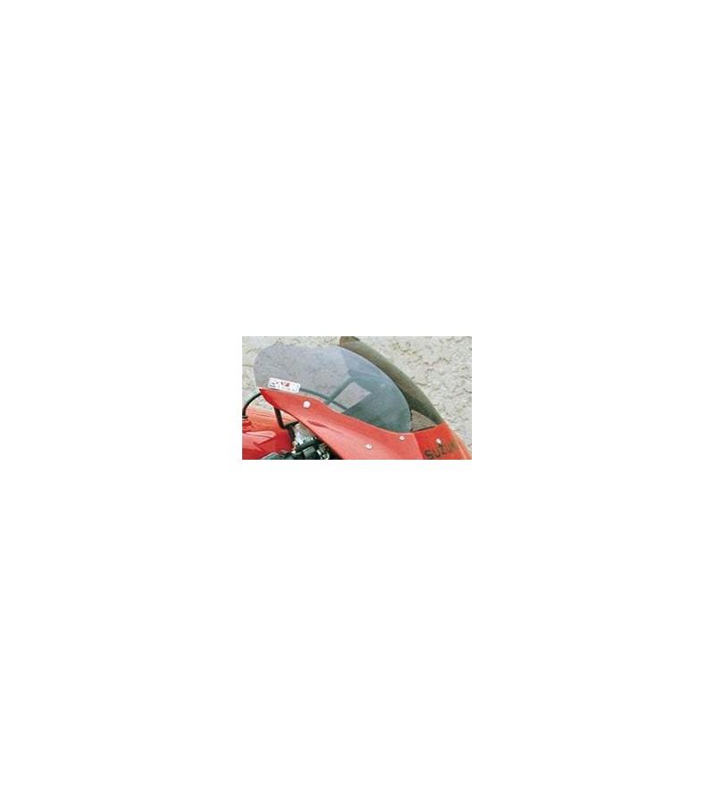 Bulle incolore pour le carénage 524 et 525 GSXR 750 92-93