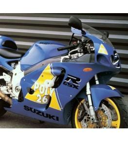 Carénage double optiques en 2 parties GSXR SRAD 1996-00