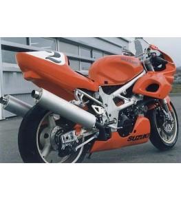 Sabot moteur TL 1000 S 97-01 vue sur moto complète 1