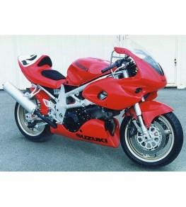 Garde boue avant TL 1000 S 97-01 vue sur moto complète