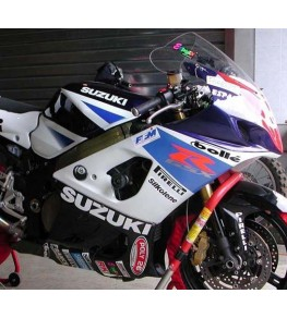 Carénage en 2 parties GSXR 1000 2003-04