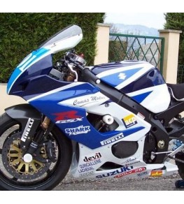 Carénage en 2 parties GSXR 1000 2005-06