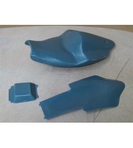 Coque arrière monoplace en assise fermée GSXR 1000 07-08