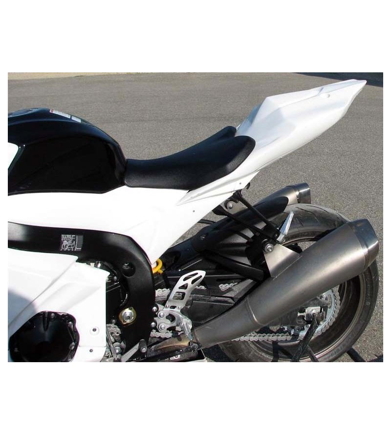 Coque arrière monoplace en assise ouverte GSXR 1000 09-15