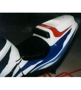 Coque arrière biplace 1100 GSXR 1989-1990