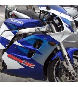 Carénage en 3 parties 1100 GSXR 1995-98